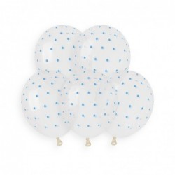 Chic dots Baby Blue