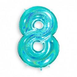 8 Glitter Tiffany