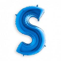 S Blue