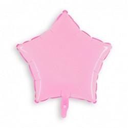 Star Pastel Pink