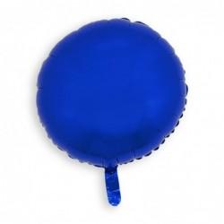 Round Blue