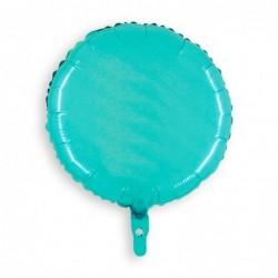 Round Pastel Blue